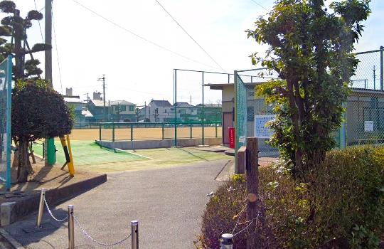 枇杷島校(上新公園 こども野球場)