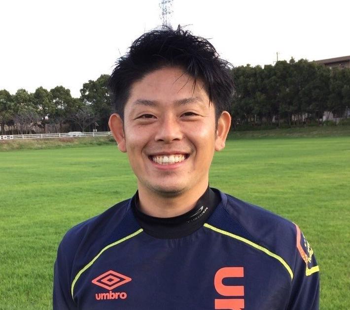 リヴェントサッカーアカデミーのコーチ、浅野 功揮