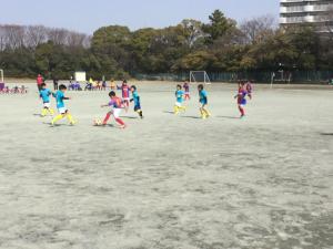 西中FC④